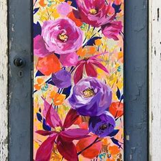 """This painting has dance moves for days—I think it's evident I paint to some pretty groovy music ☺️. """"A Time to Dance"""" is acrylic on… Abstract Flowers, Acrylic Art, Art Plastique, Beautiful Paintings, Watercolor Paintings, Floral Paintings, Flower Art, Art Drawings, Illustration Art"""