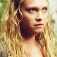Bellamy & Clarke - Who we are and who we need to be to survive are very different things.