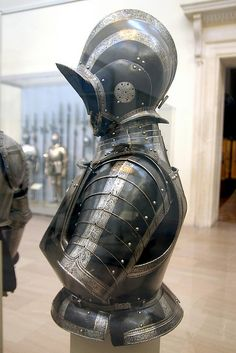 Foot armour   Flickr - Photo Sharing!