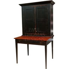 My reproduction of the plantation desk found at shaker for Plantation desk plans