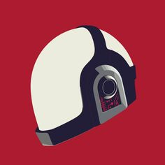 Daft Punk Tribute by Ion , via Behance