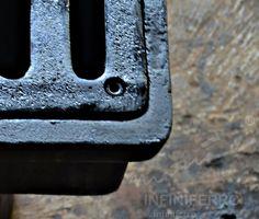 Deck Drain, Cast Iron, It Cast, Door Handles, Door Knobs, Door Knob