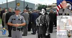 If you've wondered lately why the behavior of U.S. police seems to emulate that of Nazis, details about a Kentucky State Police training program may help connect those dots for you. In fact, materials used within the KSP academy included multiple direct quotes from Adolf Hitler, as well as several other historical white supremacists and psychopaths. Police Academy Training, Kentucky State Police, Enforcement Officer, Internal Affairs, Training Quotes, Dog Whistle, Second World, Training Programs, Police Officer