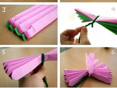 fleur-en-papier-de-soie-de-couleurs-diverses-pour-decorer-sa-maison-de-maniere-charmante