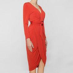 Vestido Laeticia Terracotta SS17