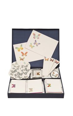 Ok...Bernard Maisner The Butterfly Box is pretty expensive. But if you have a friend... a very, very near and dear friend who loves/ appreciates the craft of writing. They will love you forever!!!