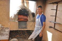فرنية ايام زمان .. اطيب منقوشة وخبز على الحطب :: موقع يا صور