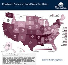 States With No Income Tax A Map A Hrefhttptaxfoundation - States with no income tax map