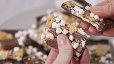 S'mores Bark Is the Only Holiday Bark You Need to MakeDelish