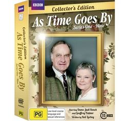 As Time Goes By Collection Series DVDs - Entertainment Masters British Comedy, British Actors, Comedy Tv Shows, Movies And Tv Shows, Judi Dench, As Time Goes By, Nursing Students, Old Movies, Favorite Tv Shows