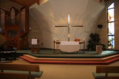 St Stephen Lutheran Church, Bloomington, MN.