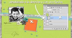 Capturando momentos: {dale una pincelada} scrapbook digital con tus fotos, por Eva Gullón
