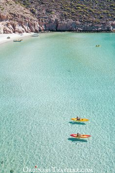 Island Hopping in the Sea of Cortez, Mexico