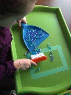 Ateliers d'inspiration Montessori