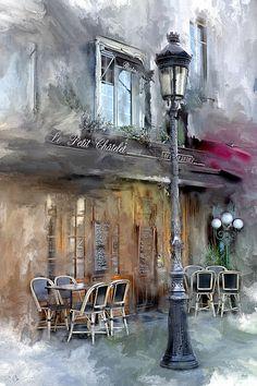 Le Petit, Paris France