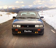Renault 11 Turbo, Frogs, Atv, Cars And Motorcycles, Patagonia, Vintage Cars, Restoration, Classic Cars, Automobile