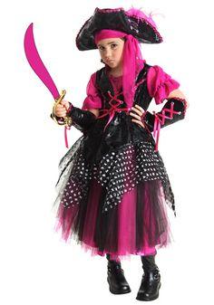 New Children Girls Pirate Fairy Halloween Party Fancy Dress Kids Costume Outfit | Pinterest | Girl pirates Pirate fairy and Halloween parties  sc 1 st  Pinterest & New Children Girls Pirate Fairy Halloween Party Fancy Dress Kids ...