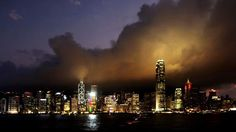 This Time-Lapse Video of Hong Kong Is Stunning