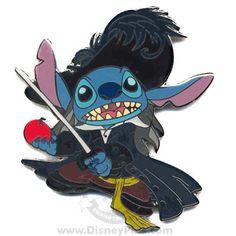 Stitch - Dressed as Captain Barbossa
