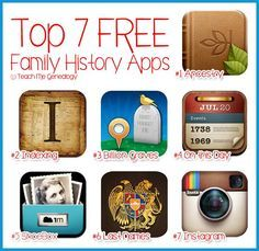 family history apps - top 7 free