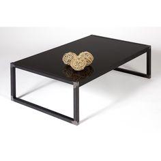 Černý konferenční stolek MobiliFiver Luxury Ale, Luxury, Furniture, Design, Home Decor, Italia, Decoration Home, Room Decor, Ale Beer