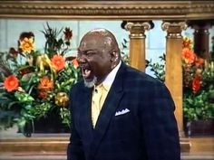 Growing up into God's Favor - Part 2 Stream Bishop Jakes LIVE every Sunday morning at 9am CST - www.tdjakes.org/watchnow