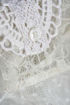 white lace, so white!