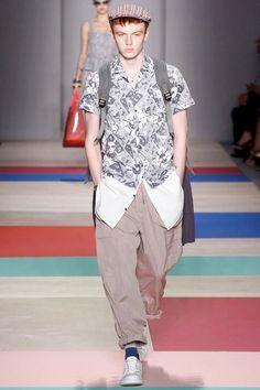 Marc by Marc Jacobs Primavera-Verano 2013 en la Mercedes-Benz Fashion Week Nueva York #mbnyfw