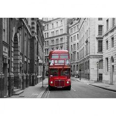 Fotomural Bus Stop London 97290