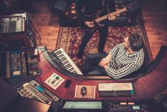 How a Great Music Producer Enhances Your Musical Vision