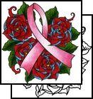 cancer tattoo, breast cancer, boobi cancer, cancer awar