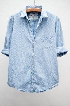 Indigo Hearts Barry Shirt