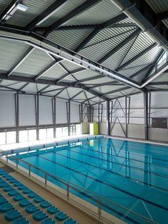 Спортивный комплекс Csörsz от T2.a Architect. Будапешт, Венгрия.