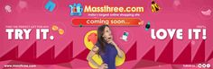 #Massthree creates the reason to buy a gift for your loved one. #ShoppingLover #GiftForHim #FullOfGifts #Surprise your #LovedOne. #ComingSoon Massthree.com #FollowUs- fb.me/MassthreeEshopPvtLtd