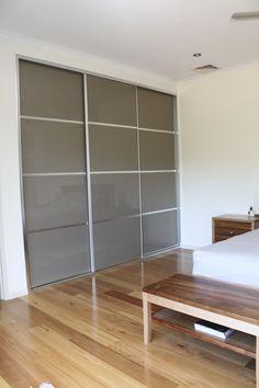 4 Panel Sliding Wardrobe Doors using Stylite (Her Side)