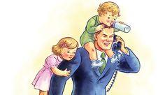 Home Economics: The Link Between Work-Life Balance and Income Equality - Atlantic Mobile
