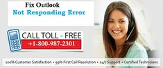 Outlook not responding error is fixable easily using advanced and effective solutions. Whenever you encounter any kind of such issues, you should immediately contact microsoft outlook tech support by dialing a toll-free outlook support phone number, and fix outlook not responding issues without any delay.