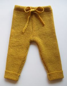 Very warm and beautiful knitted lambswool babies/childrens pants with string fastening. Trouser ends are extendable, so that it will fit your