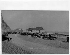 White's Point Hot Springs, San Pedro, California by Palos Verdes Local History, via Flickr