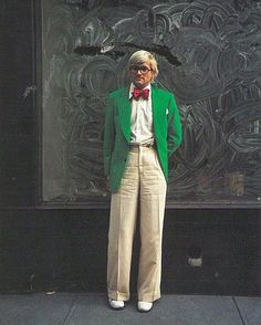 David Hockney, NYC, 1978