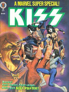kiss comic books - Bing Images