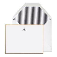 Stationery Sets For the Successful Woman - Handwritten Notes and Cards - Marie Claire