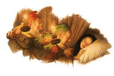 """Classic FAIRY TALES     """"Snow White and the Seven Dwarfs""""  """"Oh, What a Lovely Child!"""""""