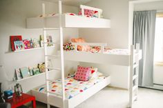 You've never been jealous of your kid's room ... until now. We've rounded up the best bunk beds for sleeping in style.