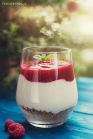 Desserts In A Glass, Chia Puding, Eat Pray Love, Hungarian Recipes, Health Eating, Trifle, Frozen, Keto Snacks, Cakes And More