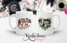 mama bear mug   papa bear mug   fathers day   mothers day   dad mug   dad gift   gift for dad   father mug   bear mug   gift for mom