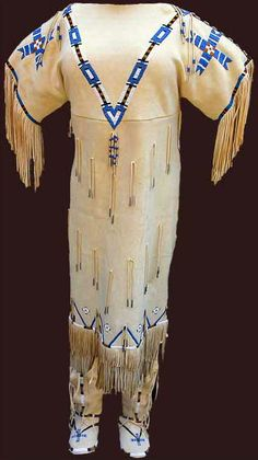 Maybe ill surprise everyone and go with this native american wedding dress