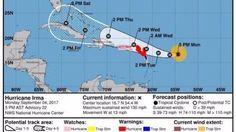 Usa – Dichiarato stato di emergenza in Florida per possibile arrivo dell'uragano Irma
