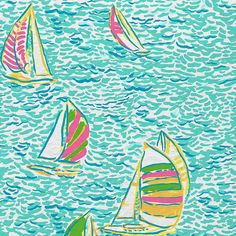 Lilly Pulitzer You Gotta Regatta - Summer 2012