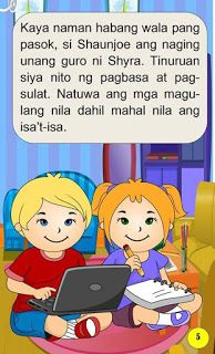 Teacher Fun Files: Maikling Kwento: Ang Magkapatid 1st Grade Math Worksheets, Short Stories For Kids, Kids Story Books, Tagalog, Myla, Reading Passages, Picture Cards, Kindergarten Teachers, Reading Material